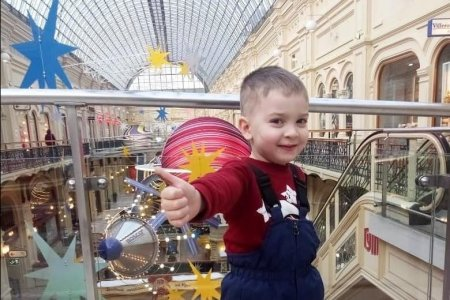 4-летний Роман Муслимов из Башкортостана принял участие в съемках передачи «Лучше всех»