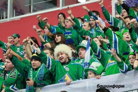 «Салават Юлаев» в Казани сыграет с «Ак Барсом» пятую серию «зеленого дерби»