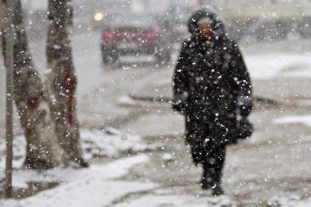 Метель, гололед и до минус 20: синоптики Башкортостана рассказали о погоде в выходные
