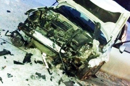 На трассе в Челябинской области погиб отец троих детей из Башкортостана