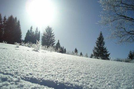 На следующей неделе в Башкортостан придут морозы