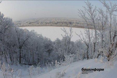 В Башкортостан пришло похолодание, температура опустится до минус 25 градусов