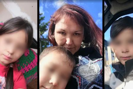 После жестокого избиения сожителем и двумя женщинами в Башкортостане умерла многодетная мама