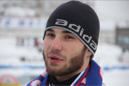 «Золото» и «бронзу» взяли на первенстве России ледовые мотогонщики Башкортостана
