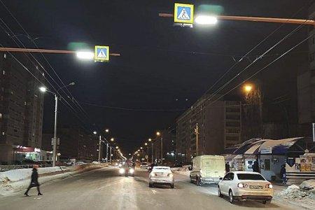В Башкортостане водитель сбил пожилую женщину на пешеходном переходе