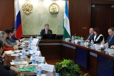 Радий Хабиров предложил создать рабочую группу по разработке шихана Куштау
