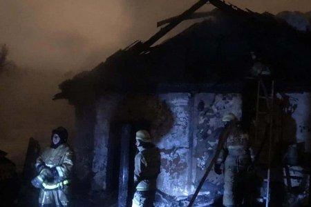 В Уфимском районе Башкортостана при пожаре погиб ребенок