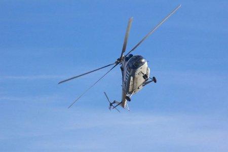 На Ямале сразу после взлёта рухнул вертолет с вахтовиками: двое погибших