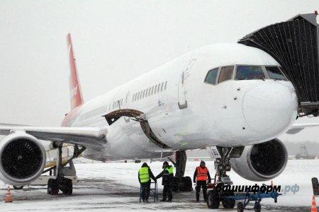Самолет из Уфы вместо Пхукета приземлился в Москве