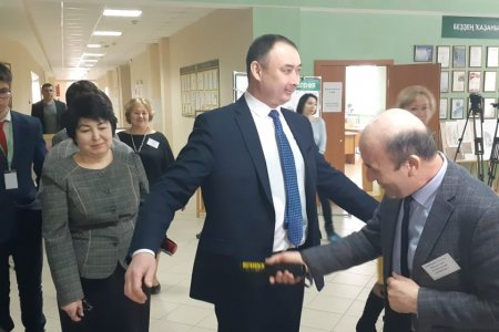 Испытано на себе: министр образования и науки Башкортостана Айбулат Хажин сдал ЕГЭ по истории