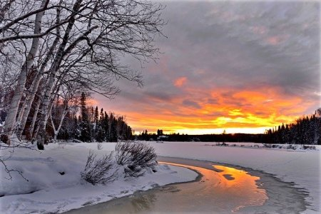 В Башкортостане к концу недели ожидается похолодание