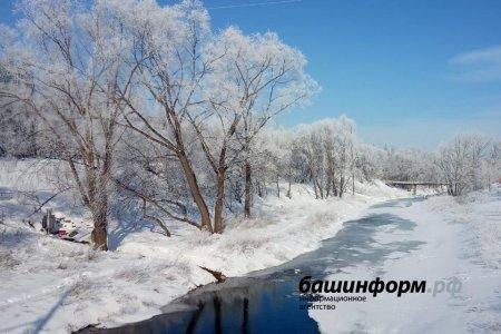 Какая погода будет в Башкортостане в начале недели