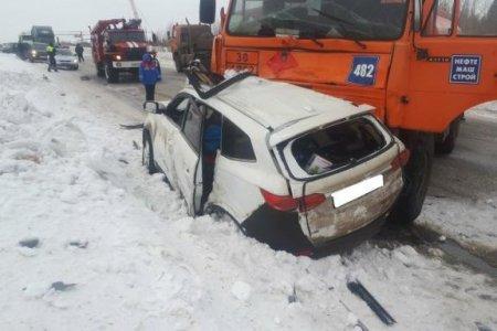 Уроженцы Башкортостана погибли в страшном ДТП под Усинском: нужна помощь неравнодушных