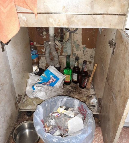 В Башкортостане женщина запустила здоровье 6-летнего сына и растила его в полной антисанитарии