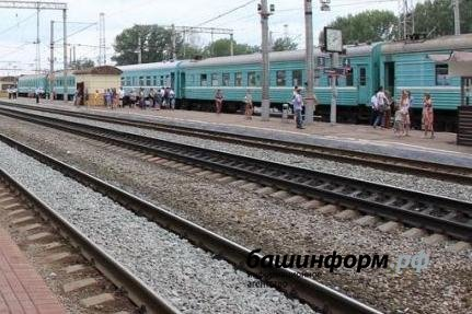В Башкортостане мужчина погиб под колесами грузового поезда