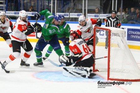Второй бой плей-офф КХЛ в Балашихе: «Салават Юлаев» попробует взять реванш у «Авангарда»