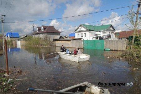 В Уфе за прохождением паводка и прогнозами подтоплений можно будет следить в режиме онлайн