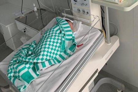 В новом роддоме Белебея на свет появился первый малыш