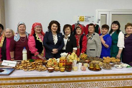 В Уфе на конкурсе «Женщина — мать нации» наградили успешных женщин республики