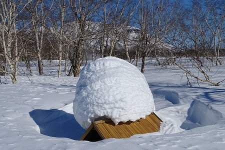 В Башкортостане резко похолодало, на дорогах гололедица