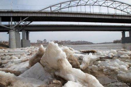 В Башкортостане в этом году вскрытие рек от льда ожидается на 8-13 дней раньше