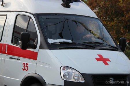 В Башкортостане правую кисть женщины закрутило в фаршемесильную машину