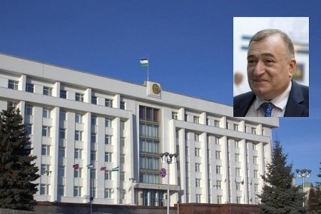 Шаварш Карапетян назначен советником главы Башкортостана