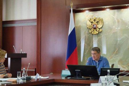 Около 15 тысяч человек в Башкортостане обязаны самоизолироваться - Радий Хабиров