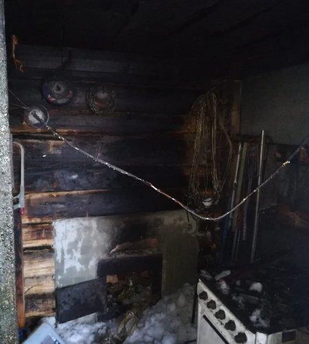 В Башкортостане двое детей пострадали от хлопка газа в бане