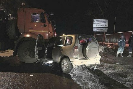 В Уфе мужчина сел за руль пьяным и попал в ДТП с двумя маленькими сыновьями