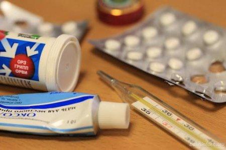В Башкортостане за минувшую неделю гриппом и ОРВИ заболели более 30 тысяч человек