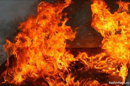 В Башкортостане пожилая женщина скончалась при пожаре
