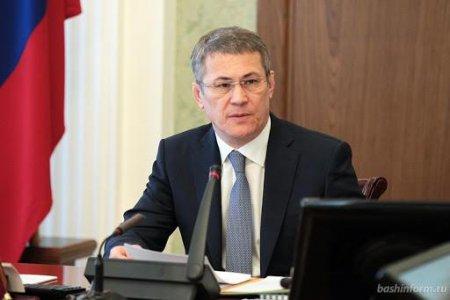 Радий Хабиров призвал глав муниципалитетов Башкортостана к режиму жесткой экономии
