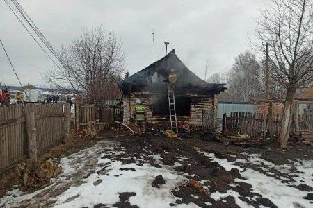 В Башкортостане после пожара с гибелью ребенка возбуждено уголовное дело