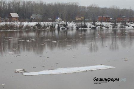 Весеннее половодье в 2020 году придет в Башкортостан раньше на две недели