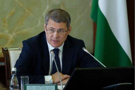 27 марта Радий Хабиров проведет онлайн-брифинг по вопросам поддержки экономики