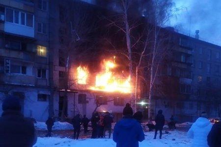 В Магнитогорске произошел взрыв в пятиэтажке, погибли два человека