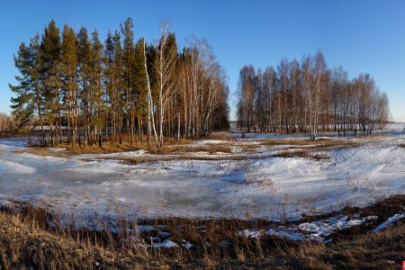 В воскресенье температура воздуха по Башкортостану прогреется до +12°