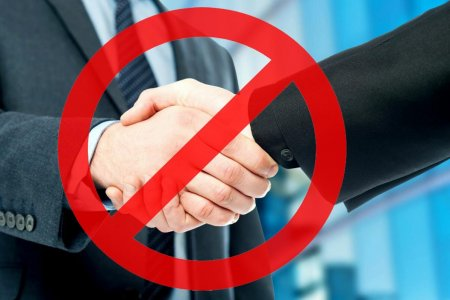 В Башкортостане запретили рукопожатия