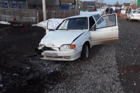 В Башкортостане 70-летняя бабушка скончалась после того, как на обочине на нее наехала машина