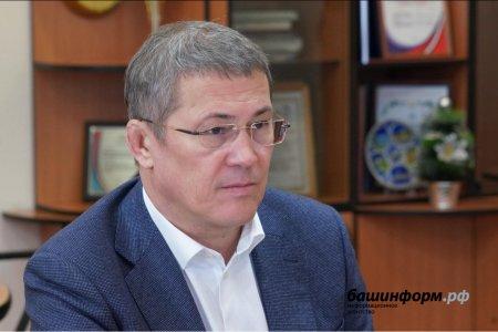 Первый урок 6 апреля в школах Башкортостана дистанционно проведет глава республики