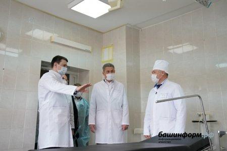 Радий Хабиров: Любой случай смерти от коронавируса в республике мы будем оценивать как ЧП