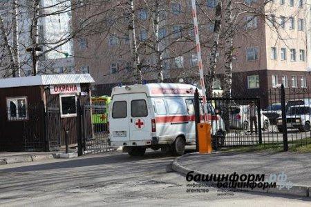 В Башкортостане сообщили о 50 сомнительных анализах на коронавирус пациентов и сотрудников РКБ