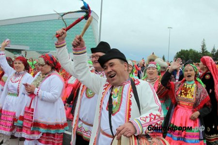День национального костюма народов республики Башкортостан отметит онлайн