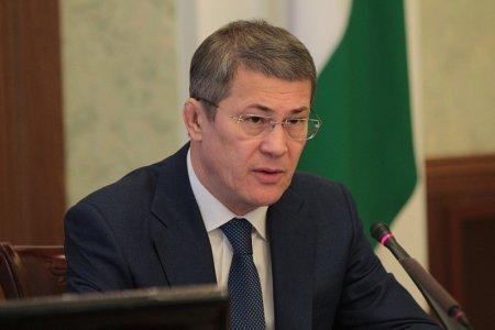 Глава Башкортостана предложил создать медицинский штаб по ситуации с коронавирусом