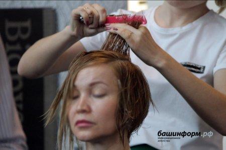 В Башкортостане разрешили работу салонов оптики, парикмахеров и визажистов