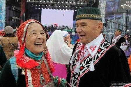 В Башкортостане отмечается День национального костюма