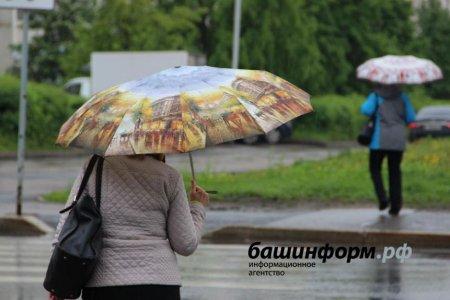 Дожди и грозы: синоптики республики сообщили прогноз погоды на ближайшие три дня