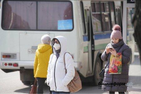Количество зараженных COVID-19 в Башкортостане увеличилось до 422