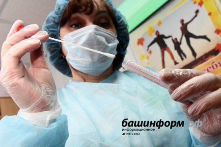 В Башкортостане число зараженных COVID-19 выросло до 455 человек